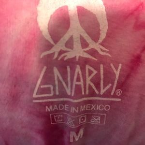 Gnarly Tops - Gnarly Muscle Tank MED